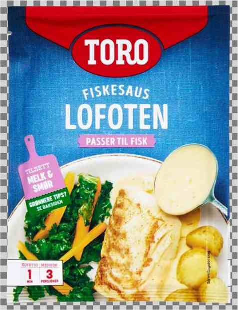Bilde av Toro lofoten fiskesaus.