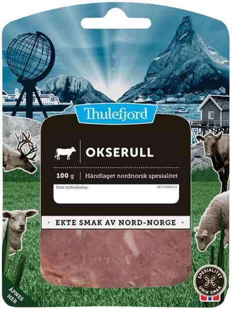 Bilde av Thulefjord Okserull.