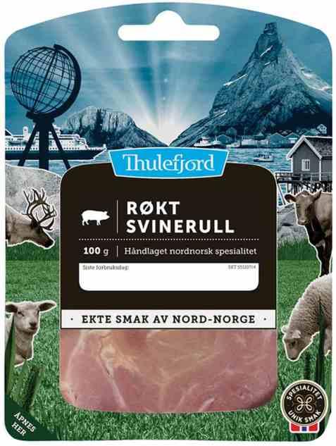 Bilde av Thulefjord Røkt svinerull.