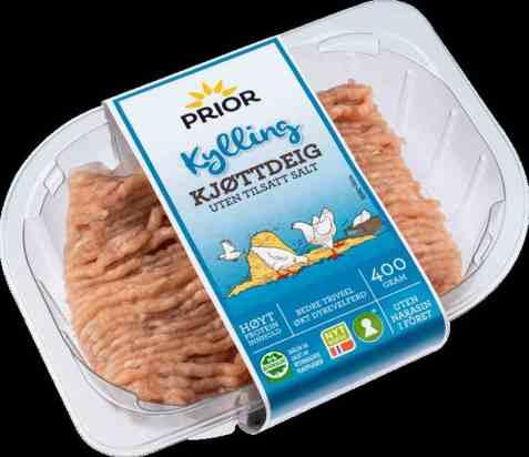 Bilde av Prior kyllingkj�ttdeig.