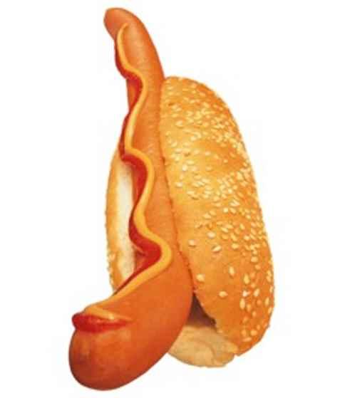 Bilde av Chef Pølse lang wiener.