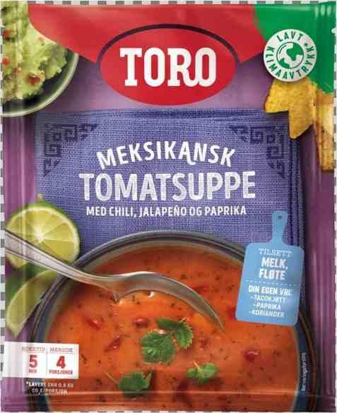 Bilde av Toro meksikansk tomatsuppe.