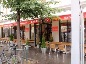 Besøk San Leandro Tapas Bar