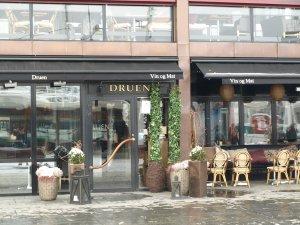 Bilde fra Druen restaurant og vinbar