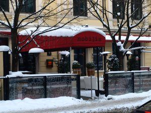 Bes�k Nobilis restaurant