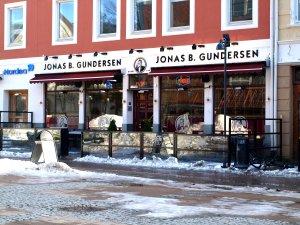 Besøk Jonas B Gundersen Kristiansand