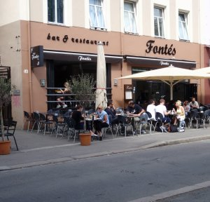 Besøk Cafe Fontès