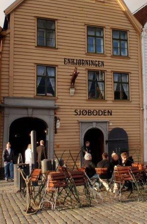 Bilde fra Sjøboden Pub