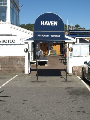 Besøk Haven Brasserie
