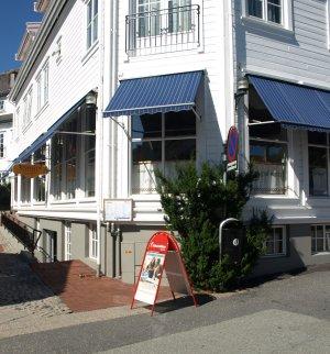 Besøk Kjelleren Rica Hotell Grimstad