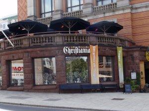 Besøk Cafe Christiania