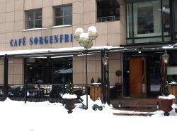 Besøk Cafe Sorgenfri