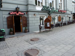 Besøk Wesselstuen Restaurant