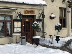 Besøk Engebret Cafe
