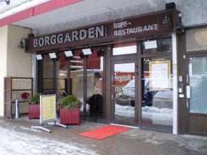 Besøk Borggården biff restaurant